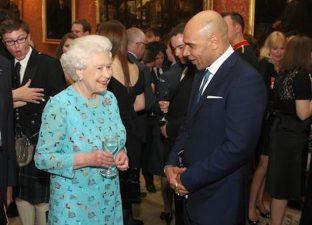 Royal Engagement at Buckingham Palace (photo: Dominic Lipinski/PA Wire)