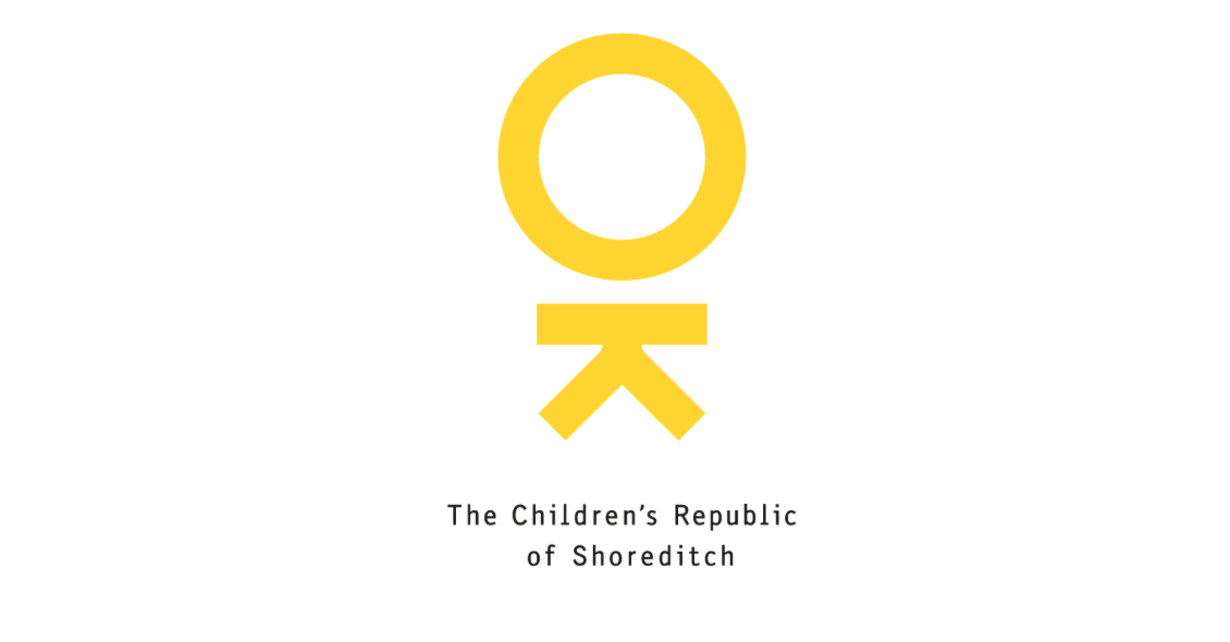 Children's Republic of Shoreditch logo (credit: Burgess Studio)