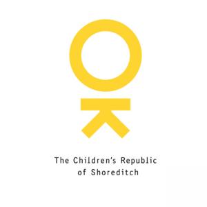 Children's Republic of Shoreditch logo (credit: Burgess Studio)