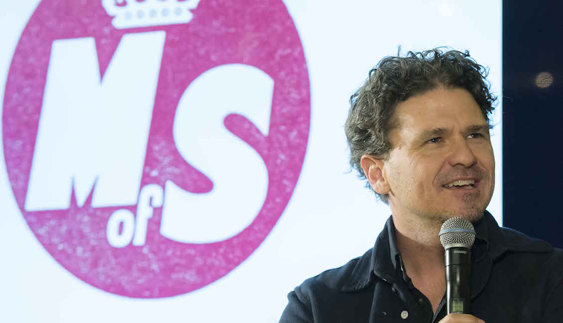 Dave Eggers visits the Ministry of Stories (archive) 1