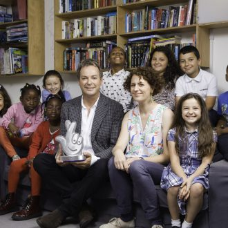 Winner – Best National Lottery funded Arts Project 2015 (archive)