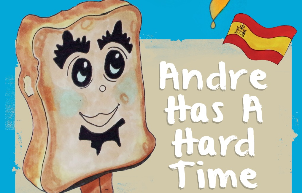 Cover of Andre has a hard time