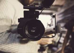 Lights, camera, action! - by Melissa (archive) 1
