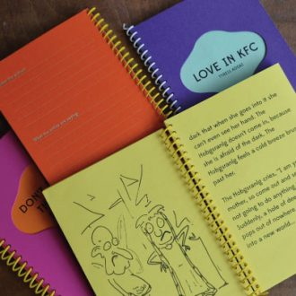 storymaking work books