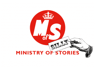 Presenting Ministry of Silly Stories
