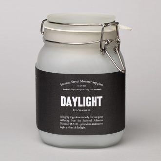 Daylight - safe for vampires