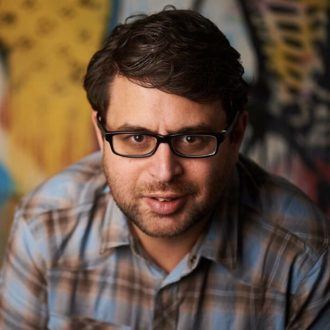 Jonathan Weinberg, writing mentor